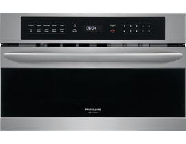 Frigidaire 30 Inch Built-In Microwave Oven with Drop-Down Door FGMO3067UF