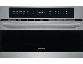 Frigidaire 30 Inch Built-In Microwave Oven with Drop-Down Door FGMO3067UF
