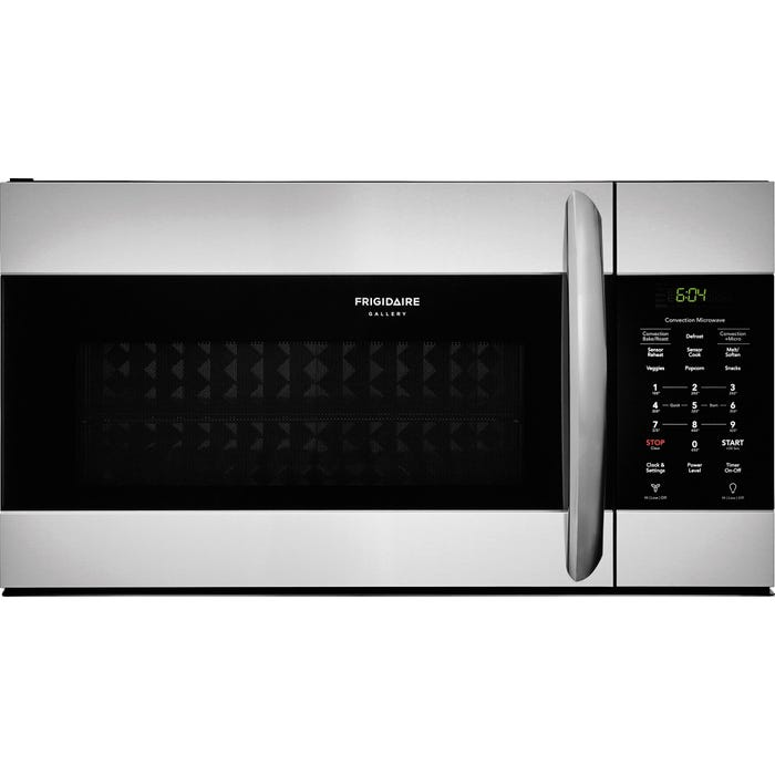 Frigidaire Gallery 30 inch 1.5 Cu. Ft. Over-The-Range Microwave with Convection Stainless steel FGMV155CTF