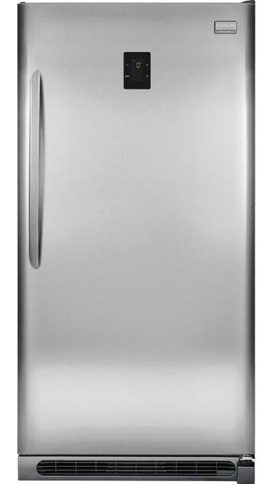 Frigidaire Gallery 20.5 Cu. Ft. 2-in-1 Upright Freezer or Refrigerator FGVU21F8QF