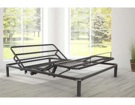 PR Furniture Fleet-Z Queen Adjustable Bed in Black 3248