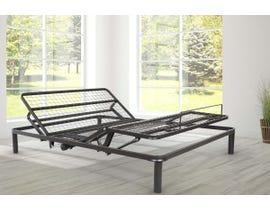 Primo International Fleet-Z Queen Adjustable Bed in Black 3248
