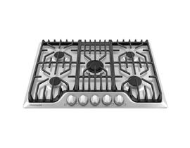 Frigidaire Professional 30 inch Gas Cooktop with Griddle in stainless steel FPGC3077RS