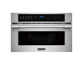 Frigidaire Professional 30 inch 1.6 cu.ft. Convection Built-in Microwave Oven in Stainless Steel FPMO3077TF
