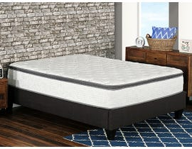 "Chill by Primo 12"" Fuzion Euro Top Mattress-Queen"