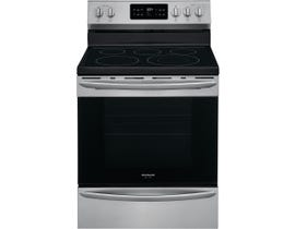 "Frigidaire Gallery 30"" 5.4 cu. ft. Electric Range in Stainless Steel GCRE302CAF"