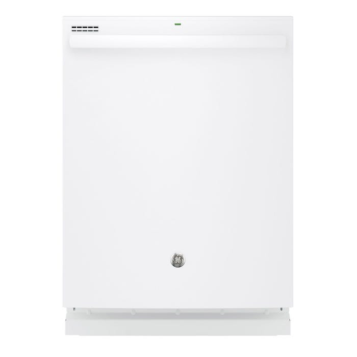 GE 24 Inch Built-In Tall Tub Dishwasher in White GDT545PGJWW