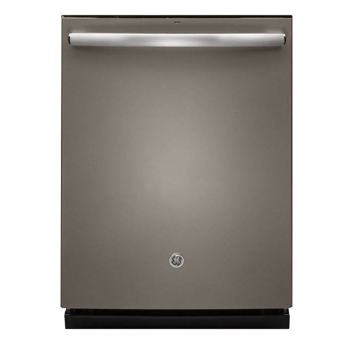 GE 24 Inch Built-In Tall Tub Dishwasher in Slate GDT655SMJES