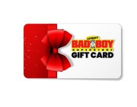 Bad Boy Gift Card