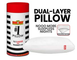 #1 Pillow (King Size)