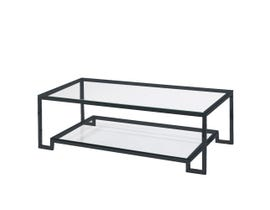 Xcella Krista Series Coffee Table in Black GY-CT004BLK