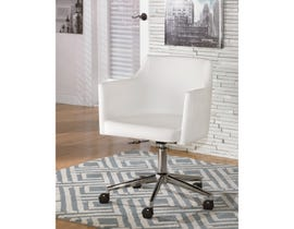 Signature Design by Ashley Baraga Swivel Desk Chair H410-01A