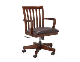 Signature Design by Ashley Wassner Swivel Desk Chair H584-01A
