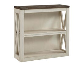 Signature Design by Ashley Bolanburg Series Office low Bookcase in two-tone beige H647-16
