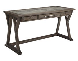 Signature Design by Ashley Luxenford Series Home Office Large Leg Desk in Grayish Brown H741-44