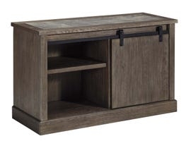 Signature Design by Ashley Luxenford Series Home officelarge Credenza in Grayish Brown H741-46