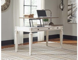 Signature Design by Ashley Home Office Desk in Two-tone H743-134