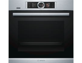 Bosch 24 inch 2.5 Cu. Ft. True Convection Electric Wall Oven in Stainless Steel HBE5452UC