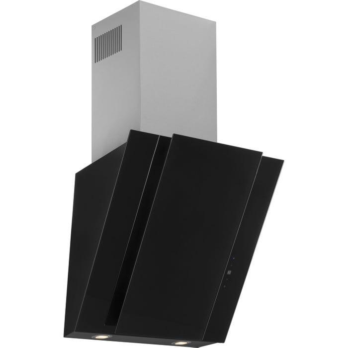 Haier 24 inch Slanted Chimney Vent black HCH2400ACB