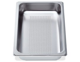 Bosch 1-5/8 Inch Deep Perforated Cooking Pan Half Size HEZ36D153G