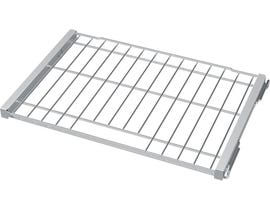 """Bosch Gliding Telescoping Rack for Most 30"""" Bosch Wall Ovens and Slide-In Ranges in Black HEZTR301"""