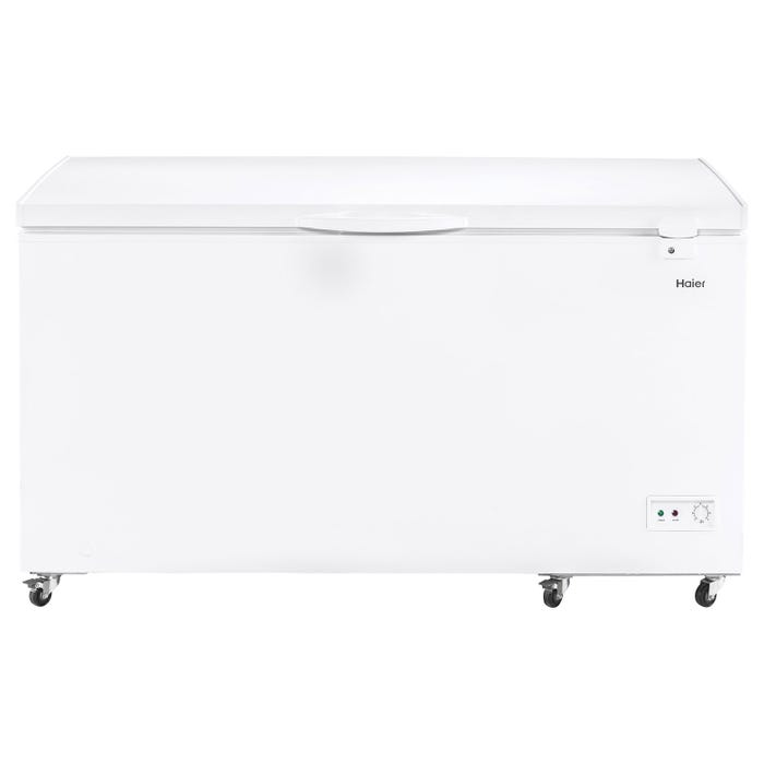 Haier 60 inch 14.5 Cubic Foot Chest Freezer white HFC1504ACW