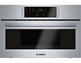Bosch 30 Inch Built-In Microwave Oven 500 series in stainless steel HMB50152UC