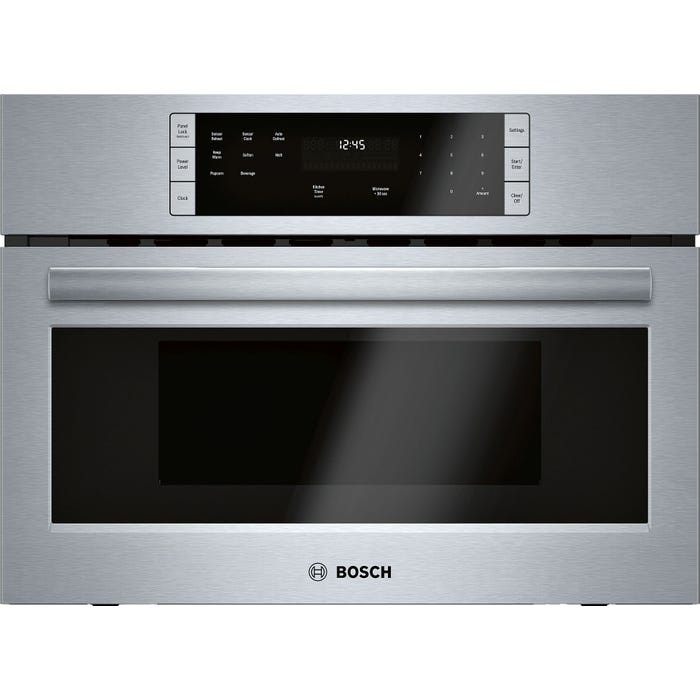 Bosch 27 Inch 1.6 cu.ft Built-In Microwave Oven 500 series HMB57152UC