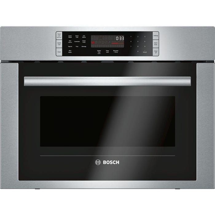 Bosch 24 Inch Speed Microwave Oven 500 Series HMC54151UC