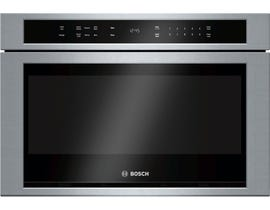 Bosch 24 Inch 1.2 cu. ft. Built-in Microwave Drawer 800 series in stainless steel HMD8451UC