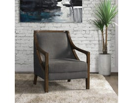 High Society Hopkins Series Chair in Charcoal UHK526101