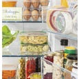 Haier 33 in. W 16.4 cu. ft. Quad French Door Refrigerator in Stainless Steel HRQ16N3BGS