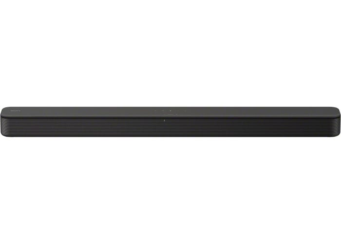 Sony 120-Watt Channel Sound Bar in Black HTS100F