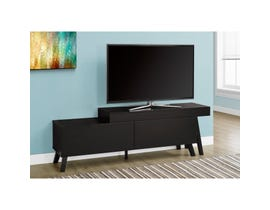 "MONARCH TV Stand - 67""L TO 84""L / CAPPUCCINO / 2 DRAWERS"