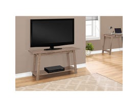 "MONARCH TV Stand - 42""L / DARK TAUPE"
