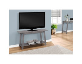 "MONARCH TV Stand - 42""L / GREY"