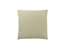 "Monarch Pillow  - 18""X 18"" / LIGHT / DARK GREEN ABSTRACT DOT / 1PC"