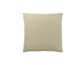 """Monarch Pillow  - 18""""X 18"""" / LIGHT / DARK GREEN ABSTRACT DOT / 1PC"""