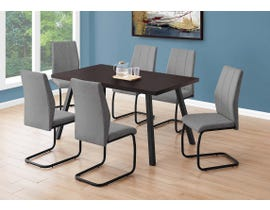 Monarch Rectangular Dining Table in Espresso I1138