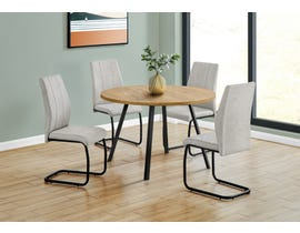 Monarch Round Dining Table in Golden Pine I1154