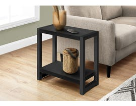Monarch Metal Accent Table in Black I2081
