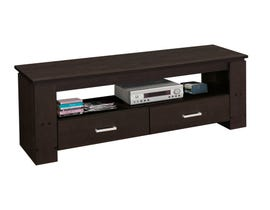 "MONARCH TV Stand - 48""L / CAPPUCCINO WITH 2 STORAGE DRAWERS"