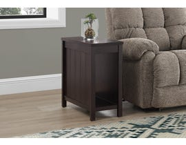 Monarch Accent Table  in Espresso I2785