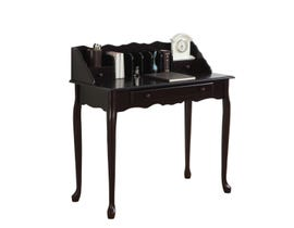 "Monarch DESK  36""L DARK CHERRY TRADITIONAL I 3100"