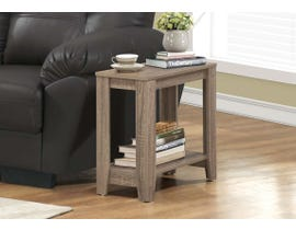 Monarch Accent Table in Dark Taupe I3115