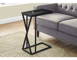 Monarch Metal Accent Table in Black I3247