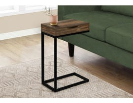 Monarch Metal Reclaimed-look Accent Table in Brown I3602