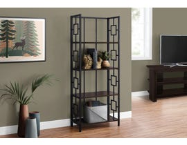 Monarch Metal Etagere in Espresso I3617