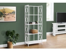 Monarch Metal Etagere in White I3618