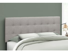 Monarch Linen Headboard in Grey I6003